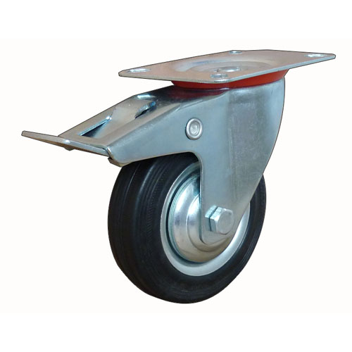 Swivel Top Plate Industrial Caster